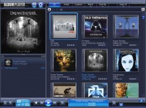 Enlarge AlbumPlayer Screenshot
