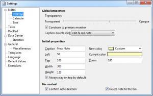 Enlarge Easy Notes Screenshot