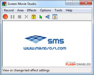Enlarge Screen Movie Studio Screenshot