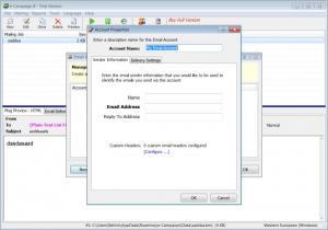 Enlarge e-Campaign Screenshot