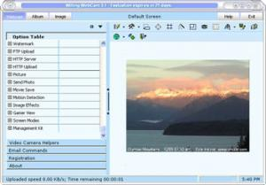 Enlarge Willing Webcam Lite Screenshot