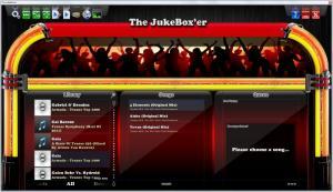 Enlarge The JukeBoxer Screenshot