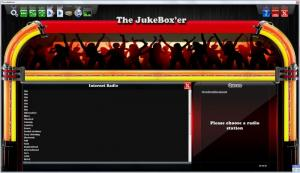 Enlarge The JukeBoxer Screenshot