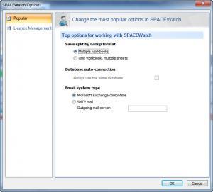 Enlarge SPACEWatch Desktop Edition Screenshot