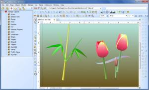 Enlarge PageFocus Draw Screenshot