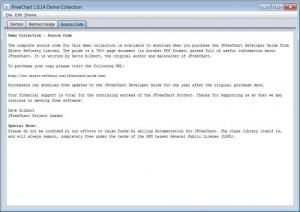 Enlarge JFreeChart Screenshot