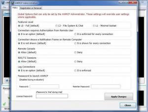 Enlarge Atelier Web Remote Commander Screenshot