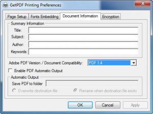 Enlarge GetPDF Screenshot