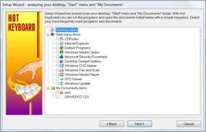 Enlarge Hot Keyboard Pro Screenshot
