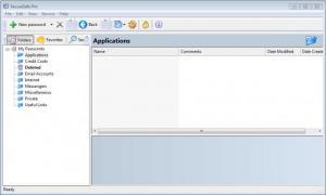 Enlarge SecureSafe Pro Screenshot