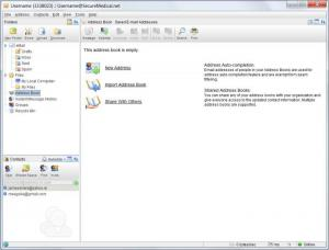 Enlarge CryptoHeaven Screenshot