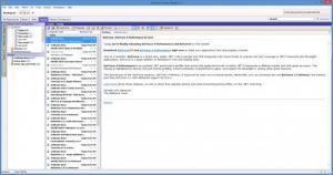 Enlarge Omea Reader Screenshot