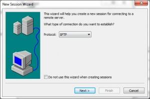 Enlarge SecureFX Screenshot