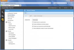 Enlarge SmarterStats Screenshot