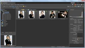 Enlarge Zoner Photo Studio Free Screenshot