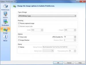 Enlarge Gadwin PrintScreen Screenshot