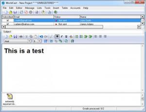 Enlarge WorldCast Screenshot