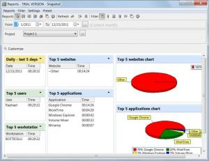 Enlarge WorkTime Professional Screenshot
