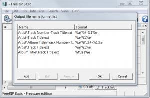 Enlarge FreeRIP Screenshot