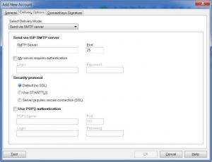 Enlarge G-Lock EasyMail Screenshot