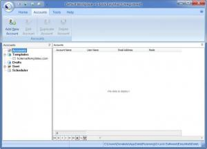 Enlarge G-Lock EasyMail Screenshot