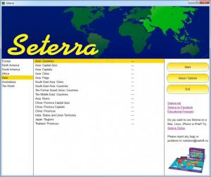 Enlarge Seterra Screenshot