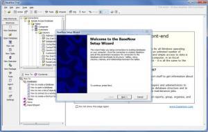 Enlarge BaseNow Screenshot