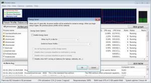 Enlarge Process Lasso Screenshot