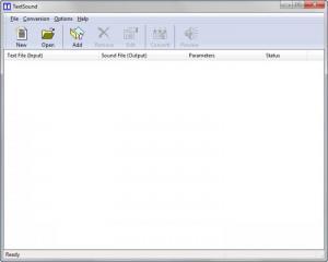 Enlarge TextSound Screenshot