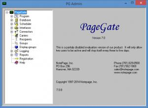 Enlarge PageGate Screenshot
