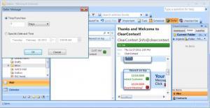 Enlarge ClearContext Pro Screenshot