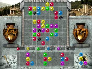 Enlarge Ancient World Puzzle Screenshot