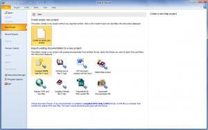 Enlarge Help & Manual Screenshot