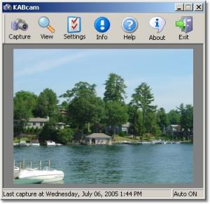 Enlarge KABcam Screenshot