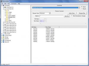 Enlarge RenameMan Screenshot