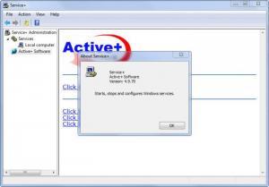 Enlarge Service+ Screenshot