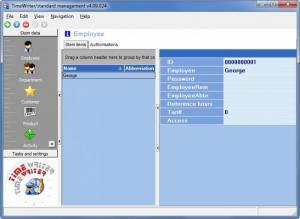 Enlarge TimeWriter Screenshot