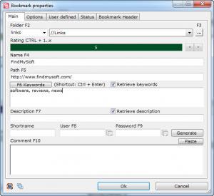 Enlarge Linkman Pro Screenshot