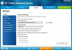Enlarge Spyware Doctor Screenshot