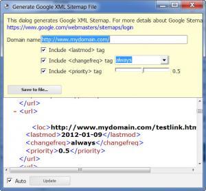 Enlarge Deluxe Menu Screenshot