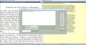 Enlarge TopOCR Screenshot