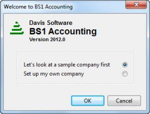 Enlarge BS1 Accounting Screenshot