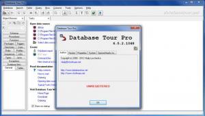 Enlarge Database Tour Pro Screenshot