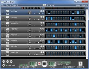 Enlarge iDrum Screenshot