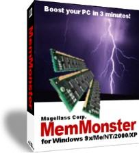 Enlarge MemMonster Screenshot