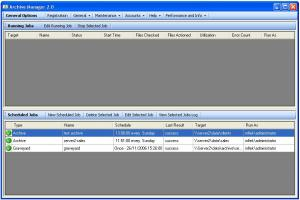 Enlarge Archive Manager Screenshot