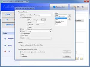 Enlarge AutoScreenRecorder Screenshot