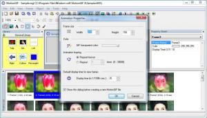 Enlarge MotionGIF Screenshot