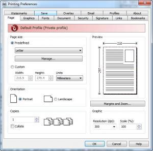 Enlarge novaPDF Professional Screenshot