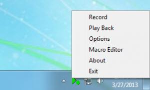 Enlarge Easy Macro Recorder Screenshot
